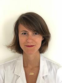 Chef de service de dermatologie Dr Charlotte Fite