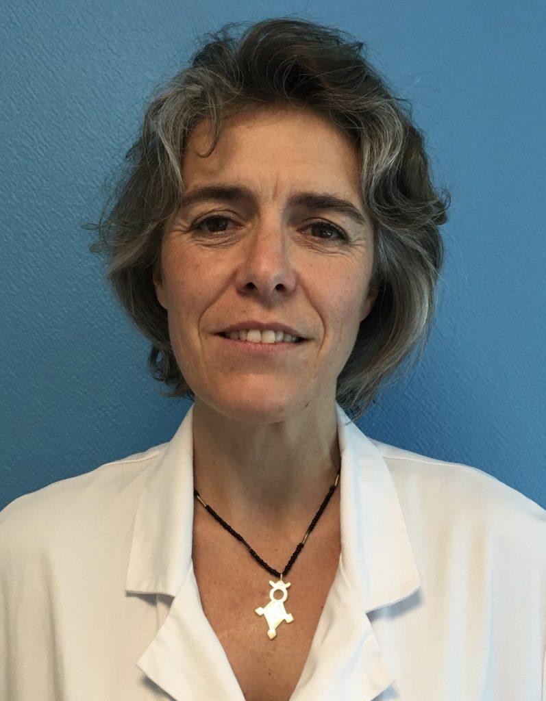 Chef de service de chirurgie gynécologique Dr Séverine Alran
