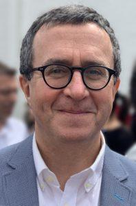 Chef de service de rhumatologie Dr Gilles Hayem