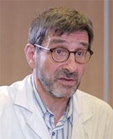 Chef de service de gastroentérologie Dr Olivier Marty
