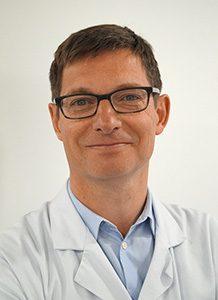 Photo du chef de service Dr Romaine Cador